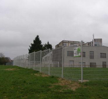 Hôpital La-Charité-sur-Loire Clôture